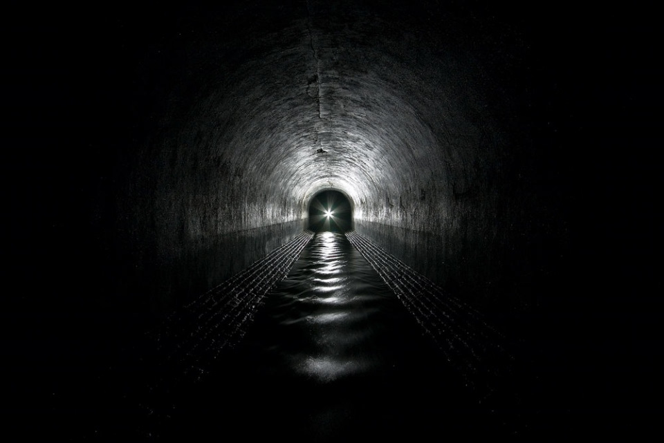 Картинки со светом в туннеле
