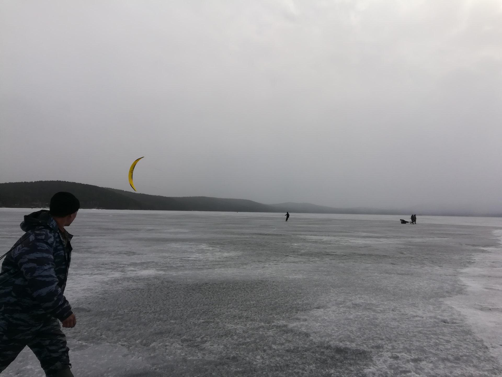 Рыбалка на оз. тургояк
