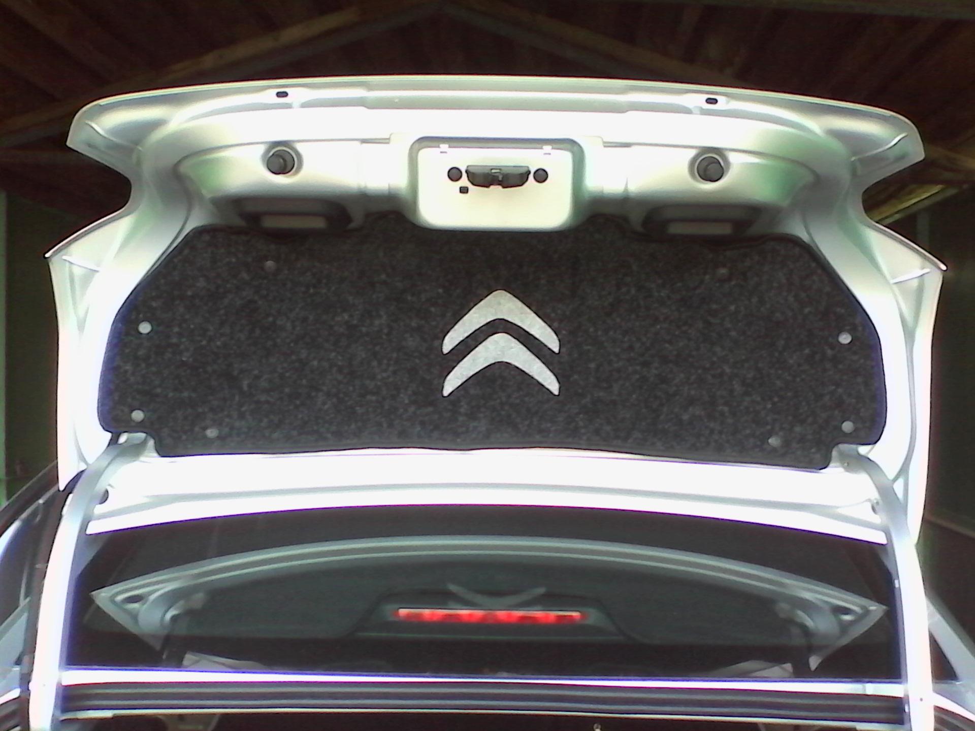 Багажник на ситроен своими руками фото 97