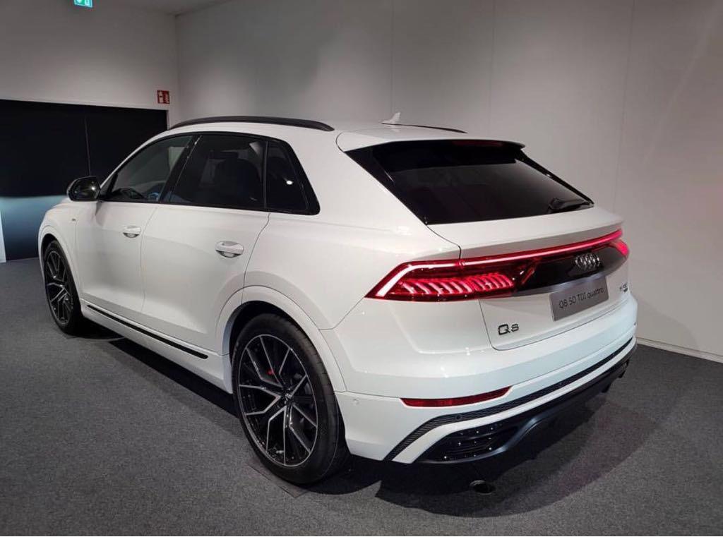 Audi Q8 2018 Drive2