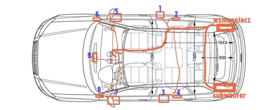 Sensational Bose V Audi 80 B4 Audi 80 2 0 L 1992 Goda Na Drive2 Wiring Digital Resources Indicompassionincorg