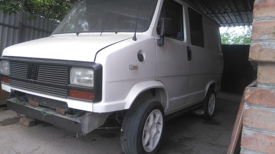 62b0241963a Peugeot J5 1.9tdi | DRIVE2