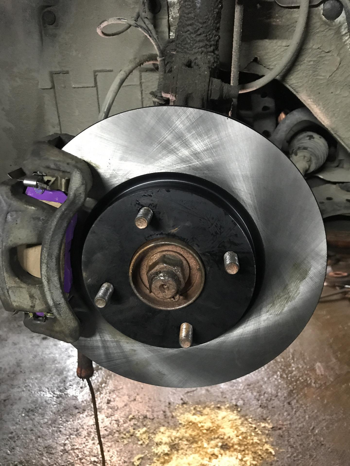 первом случае кашкай задние дисковые тормоза фото резину помощью сервиса