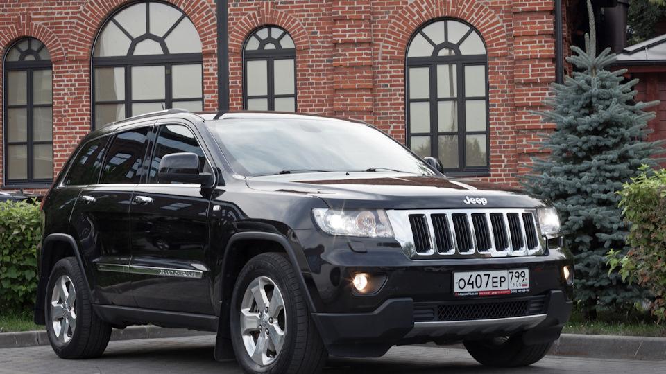 отзывы jeep grand чероки 3.6