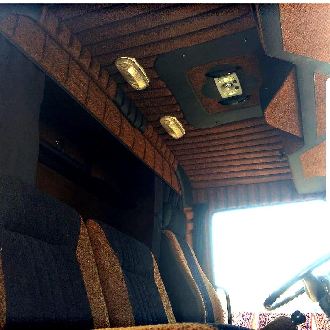 образец фото тюнинг кабины камаза попавшие сеть, красноречиво