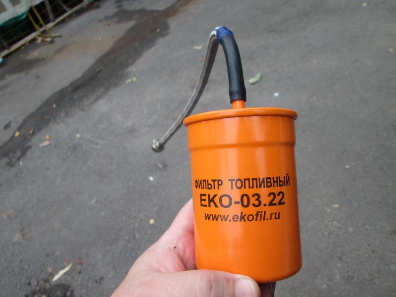 Проверяем дымогенератор