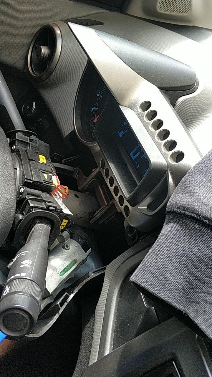 подключение кнопок на руле chevrolet aveo