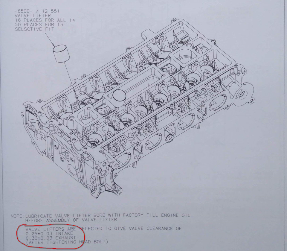 Форд фокус 2 рестайлинг регулировка клапанов