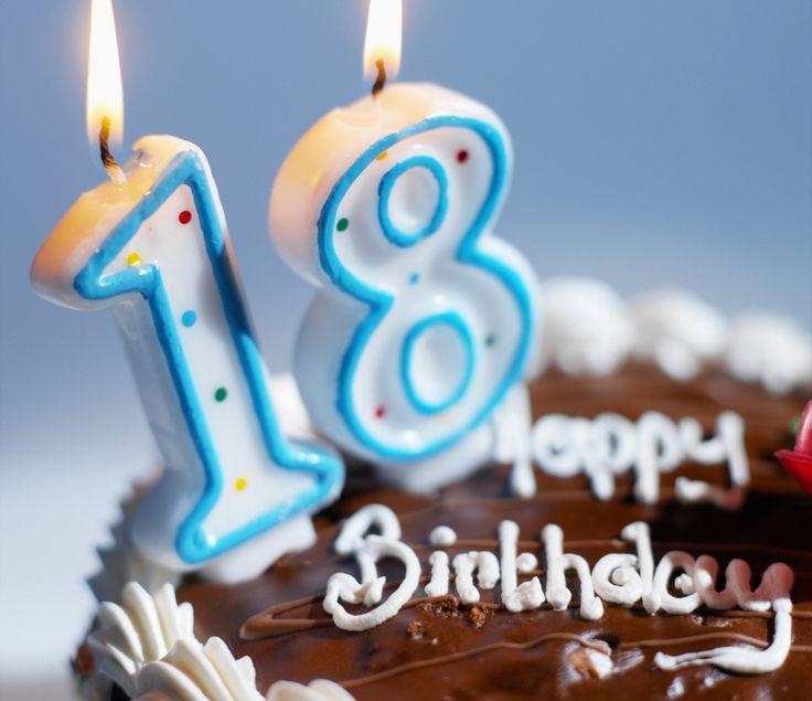 Веселое поздравления на день рождения на 18 летие