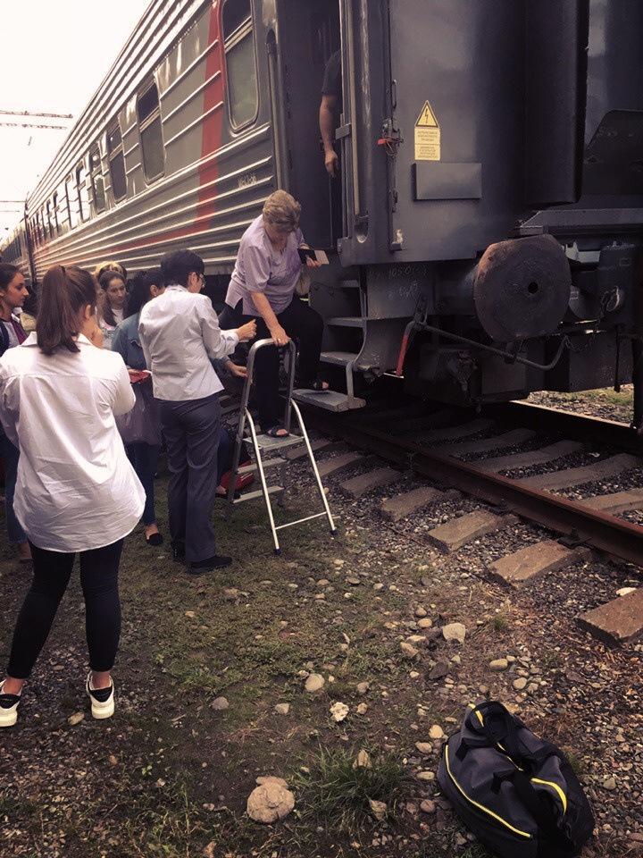 фото русских уродливых поезд чем интереснее