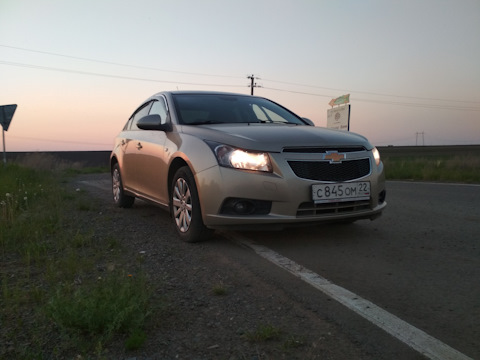 Vehicle breakdown Chevrolet Cruze (1G) — оreviews and personal