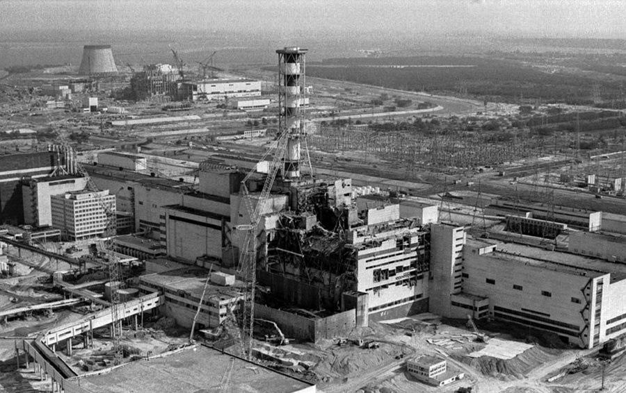 26 апреля 1986 года. Чернобыль. — Сообщество «Взгляд в Прошлое» на DRIVE2