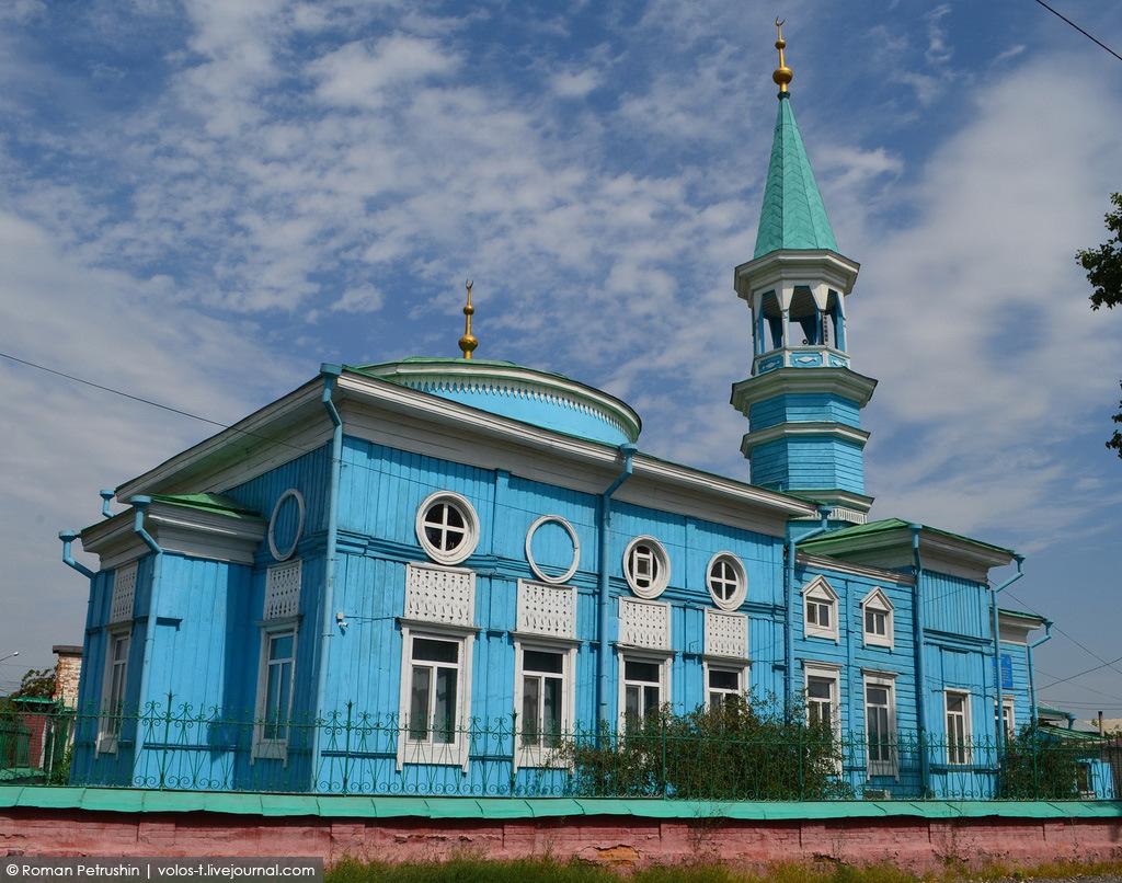Гагарина 36. Мечеть