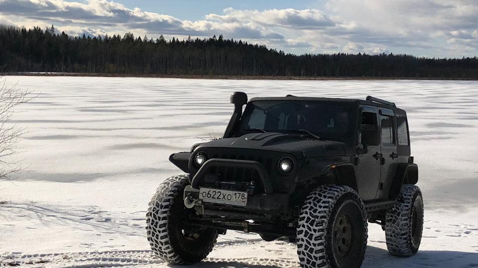 Продажа Jeep Wrangler 2013 года за 4100000₽ на DRIVE2.RU