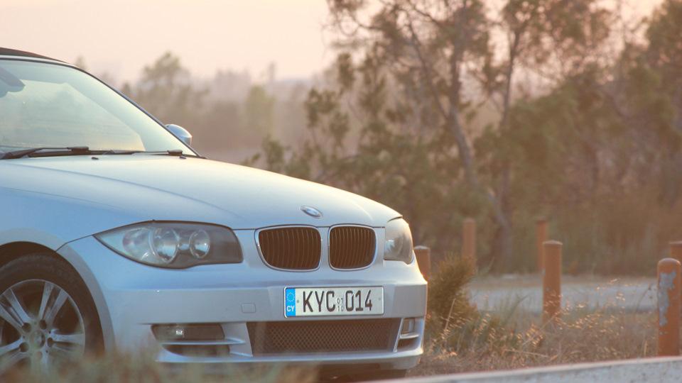 BMW 1 series Convertible Logbook