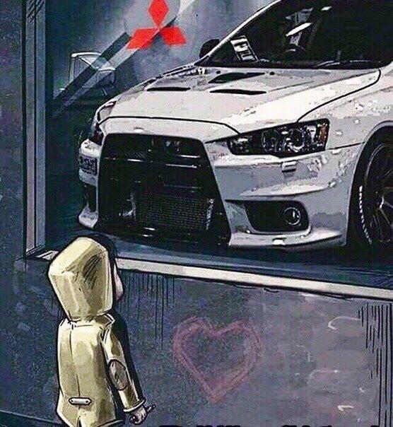 Машины в кредит в картинках