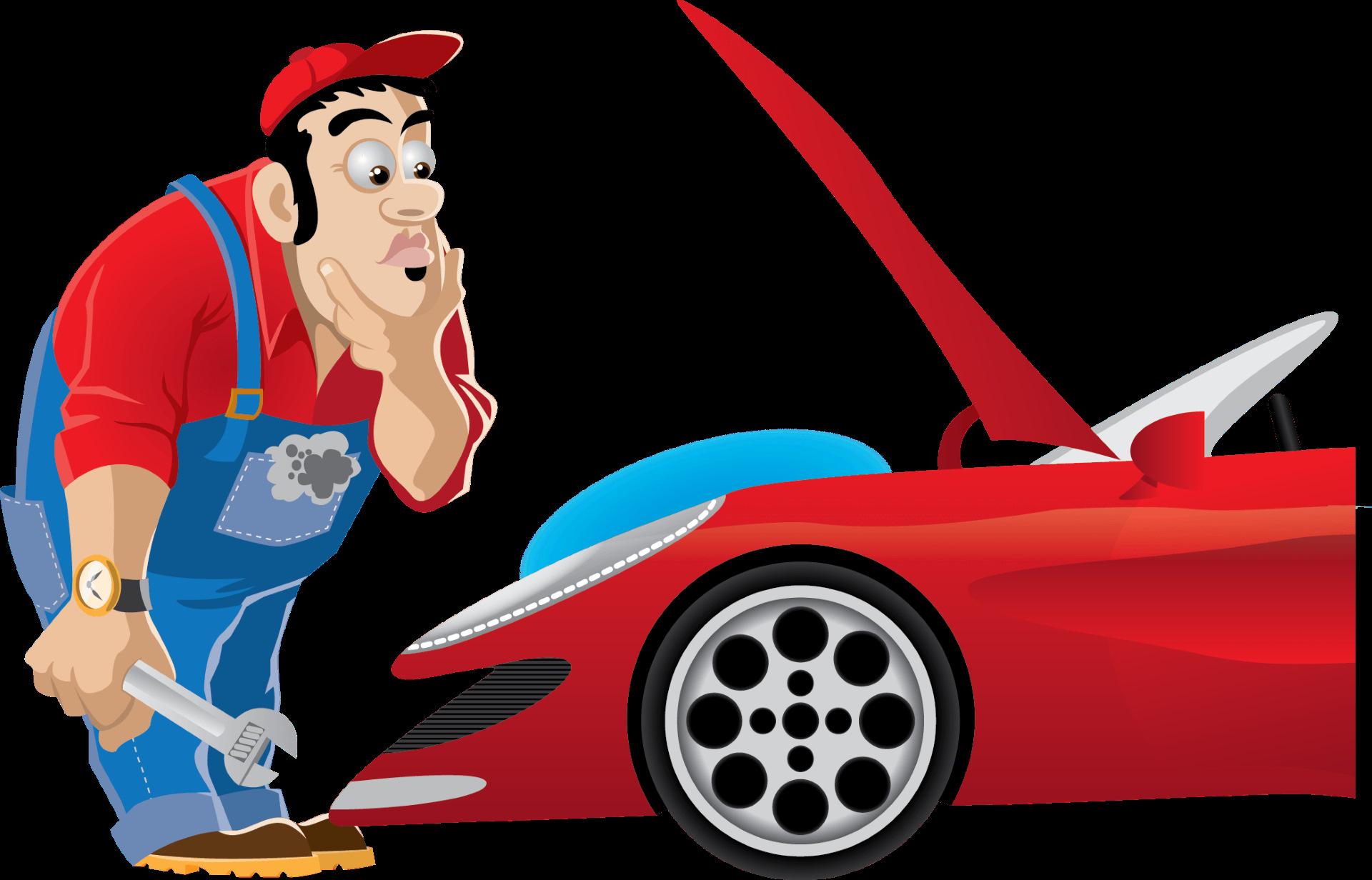 Прикольные картинки автомеханики
