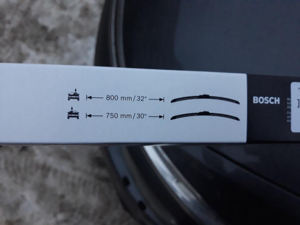 Bosch escobillas 3397007944 para Citroën c