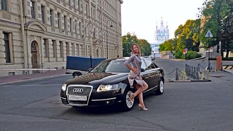 Audi A6 (C6)  Отзывы владельцев с фото — DRIVE2 RU