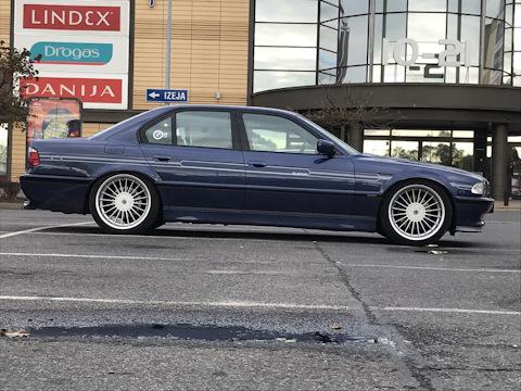 BMW 7 series Е38 | DRIVE2