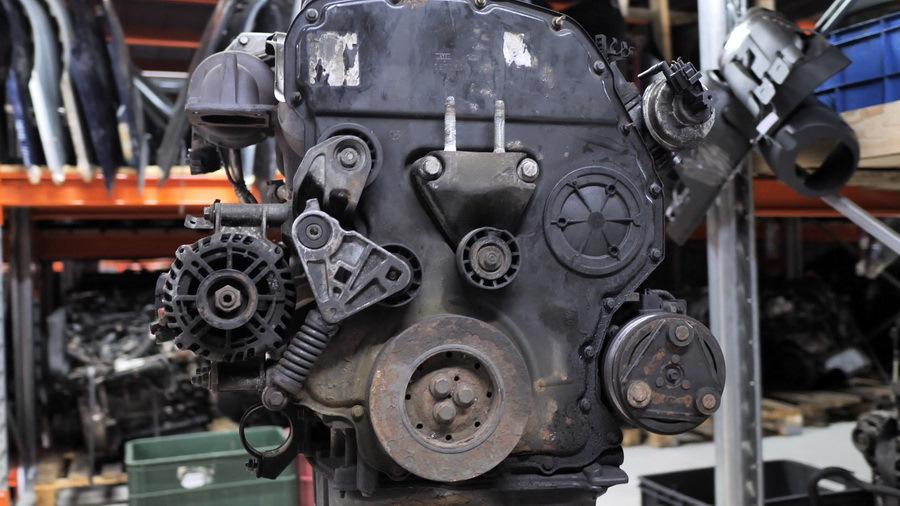 Tdci motor